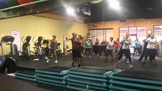 Core Girls Zumba - Warm-Up - Jason Derulo - Undefeated