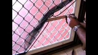 Petway Pet Doors - Diy Fitting Instructions - Security Screen Door