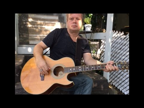 Linda Ronstadt - Willin' - Guitar Lesson by THE SWEDE
