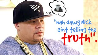 Fat Joe Expose Nick Cannon As A Liar, in his Diss Track To Eminem. (we knew this tho)