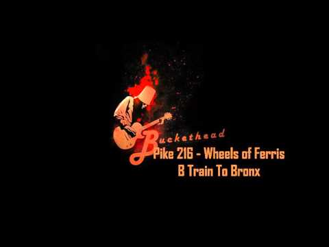 Buckethead Pikes 200 - 219 Compilation of Best Songs