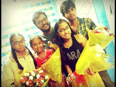Unplugged With Mayur - Little Champs(Niharika, Supriya and Ankita)