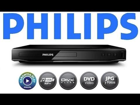 Philips DVP3850K/55 DVD Player Windows 8 Drivers Download (2019)
