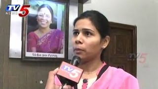 "Shobha Nagireddy Daughter ""Akhila Priya"" Exclusive Interview : TV5 News"