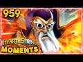 This Is Probably The WORST WAY TO LOSE | Hearthstone Daily Moments Ep.959