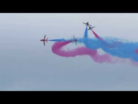 Wales national airshow  2017 day 1   Swansea bay