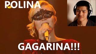 Polina Gagarina Sings Chinese! Полина Гагарина поет китаец! Спектакль окончен  REWATCH