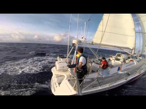 Go Pro: Grenada to Portsmouth on Challenger 4