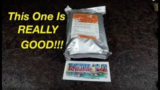 First Youtube Review EVER !!! Belarus Survival Ration 24 Hour