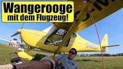 Wangerooge mit dem Flugzeug