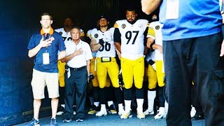Steelers Respond To Trump's NFL Criticism