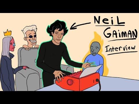 Neil Gaiman | DSC Interview
