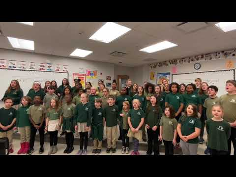 Cold Snap- Green Woods Charter School Choral Department