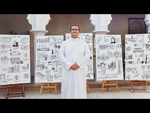 Celebrating UAE50 with Abdulla Lutfi   Etihad