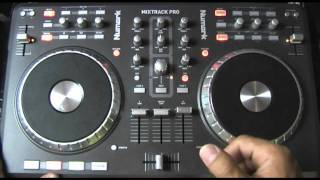 Dj Disc Jockey eventos PRODUCTORA SUDAMERICANA Numark Mixtrack test