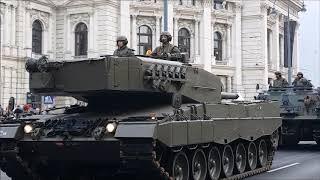 Bundesheer Panzer rücken ab 2018