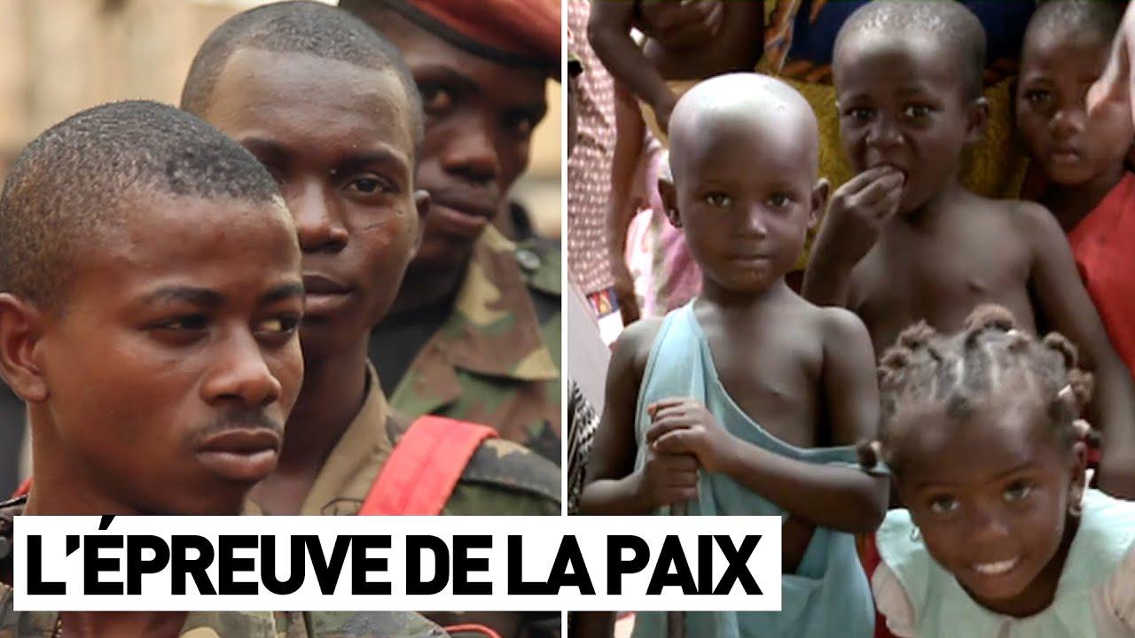 L'ÉPREUVE DE LA PAIX (Côte d'Ivoire)