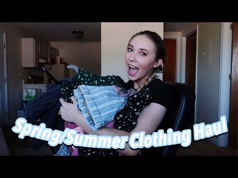spring/summer-try-on-clothing-haul//american-eagle,-pacsun,-lululemon,-brandy-melville