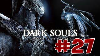 Dark Souls Прохождение, Знания и Секреты - #27 Кристальный Грот и Нагой Сит