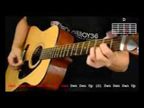 Harana Parokya ni Edgar Guitar Tutorial includes strumming ...