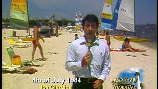 This week we step back 30 years to the Fourth of July, 1984. Our fi...