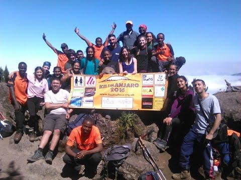 Kilimanjaro for Kujali 2016