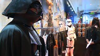 Star Wars : ils dépensent sans compter