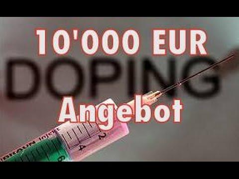 Unvorbereiteter Doping Test - Blut & Urin Abnahme in der Sport Clinic Zürich