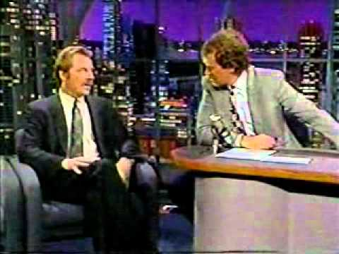 Michael McKean on David Letterman