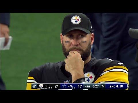 Steelers vs. Cowboys INSANE Final Minutes | NFL Week 9