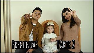 PREGUNTAS PARTE 2 + UNBOXING SORPRESA | La Familia Niño: Sofía Donoso, El Javetas y Blanchelle