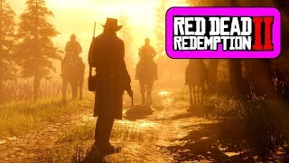 Red Dead Redemption 2 Xbox One X Multiplayer Live - TEA SIPPIN OUTLAWS ON THE RUN! Red Dead Online