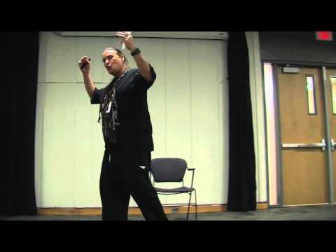 L.I.V.E. Hip Hop Festival ART & TALK - PART 3 - Ernie Paniccioli