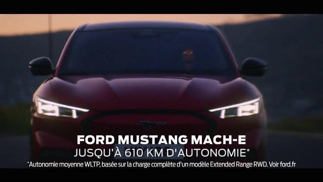 """Musique de la pub Ford Mustang Mach-E """"Bring on Tomorrow""""  Mai 2021"""