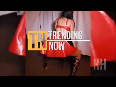 Nicki Minaj Twerks Her Way Into History:...