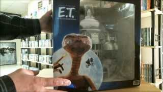 E.T. Amazon Exclusive Spaceship Blu-ray Set Unboxing