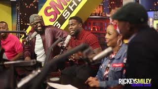 Kevin Hart & Will Packer Talk Old Frat Boys Needing To 'Let It Go' | RSMS
