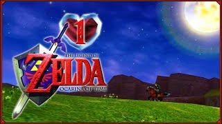 The Legend of Zelda: Ocarina of Time #1 - 20 lat później!