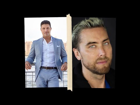 Interview with Lance Bass from NSYNC