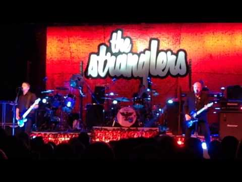 THE STRANGLERS - (Get A) Grip (On Yourself) - Westcliff, Essex 13/03/15