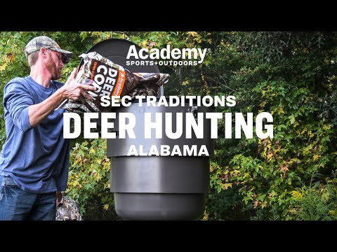 SEC Traditions: Deer Hunting In Alabama With Marty Smith