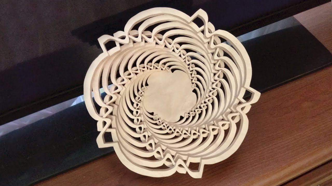 picture about Free Printable Scroll Saw Templates known as Cant avert producing bowls (scroll observed job) - contemporary fretwork bowl habit
