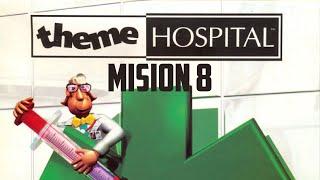 Theme Hospital (1997) - PC - Misión 8