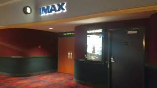 What is an imax movie theater and how does it look?