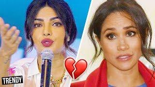 5 Clues That Meghan Markle And Priyanka Chopra Aren't BFFS Anymore