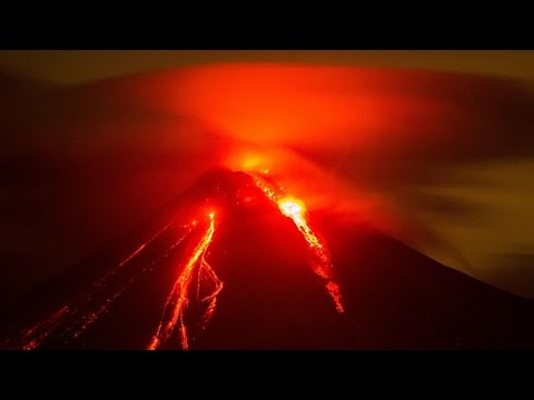 Volcano - Fire Breathing Mountains : Documentary on Volcanoes (Complete Documentary)