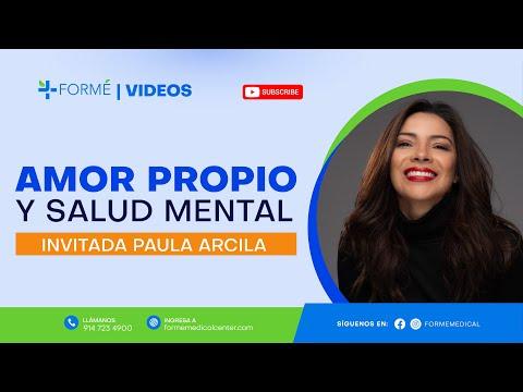 Amor Propio y Salud Mental con Paula Arcila