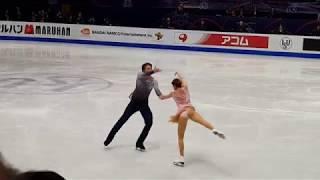 Kana Muramoto / Chris Reed 2018 World Championships FD Fancam