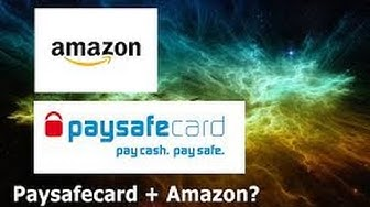 Converting Paysafecard PIN to Amazon Balance Tutorial