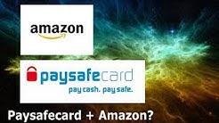 Converting Paysafecard PIN to Amazon Balance Tutorial